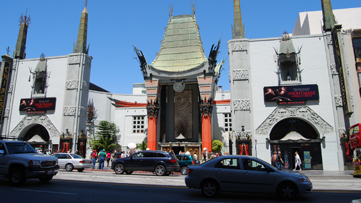 TCL Chinese Theatre in Hollywood