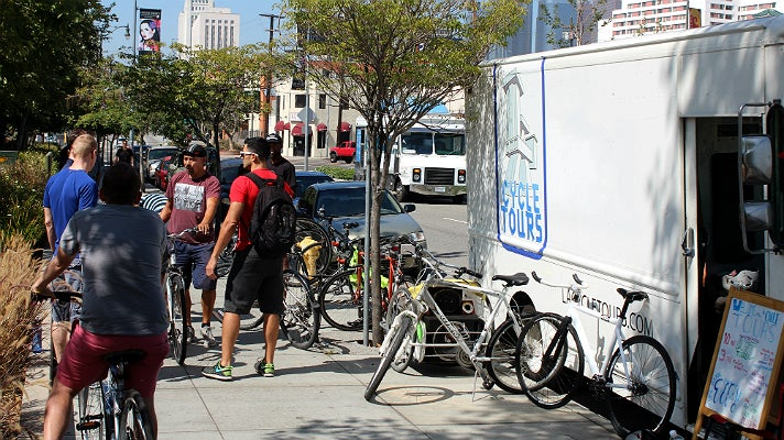 L.A. Cycle Tours