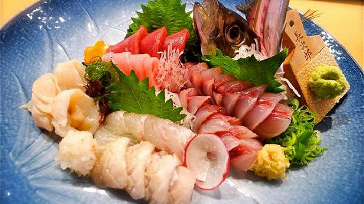 Sashimi Plate | Photo Courtesy of Asanebo Sushi