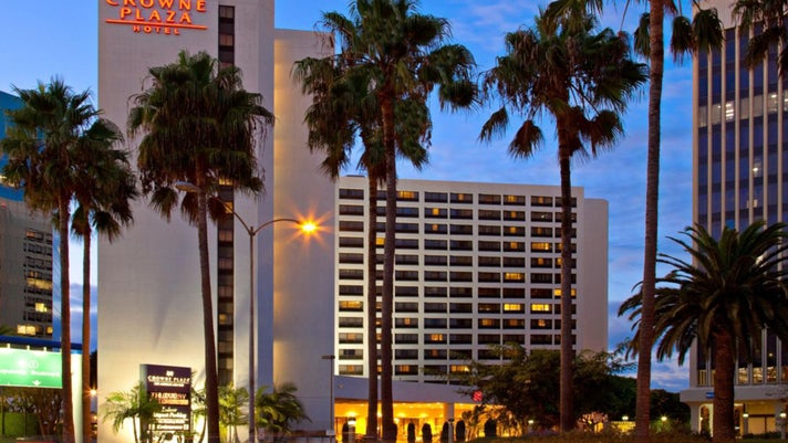 Crowne Plaza Hotel Los Angeles - Intl Airport