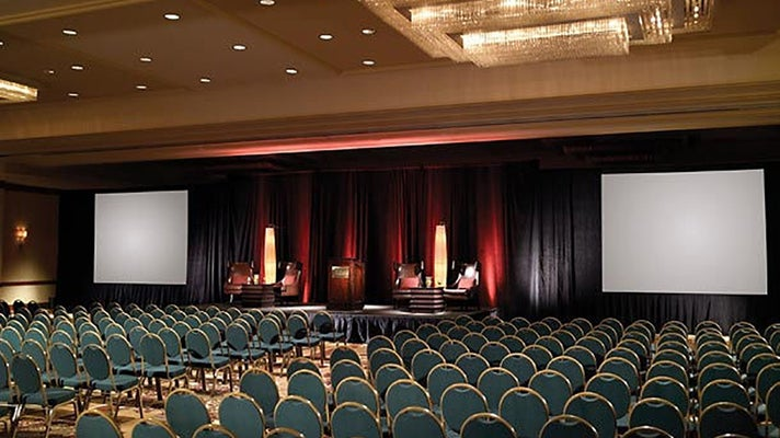 Warner Center Marriott Grand Ballroom | Photo Courtesy of Warner Center Marriott