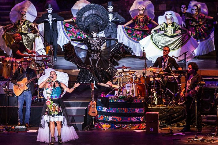 Lila Downs and Grandeza Mexicana at Ford Theatres