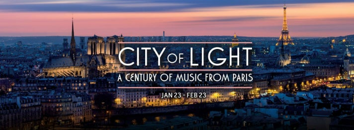 """City of Light"" festival at LA Phil"