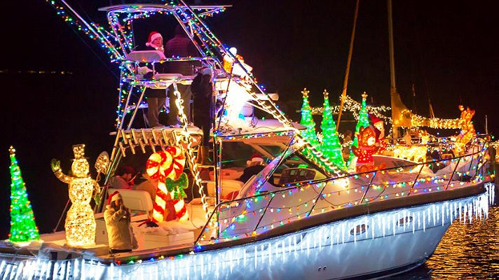 King Harbor Holiday Boat Parade