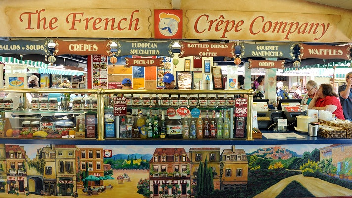 The French Crepe Company at The Original Farmers Market