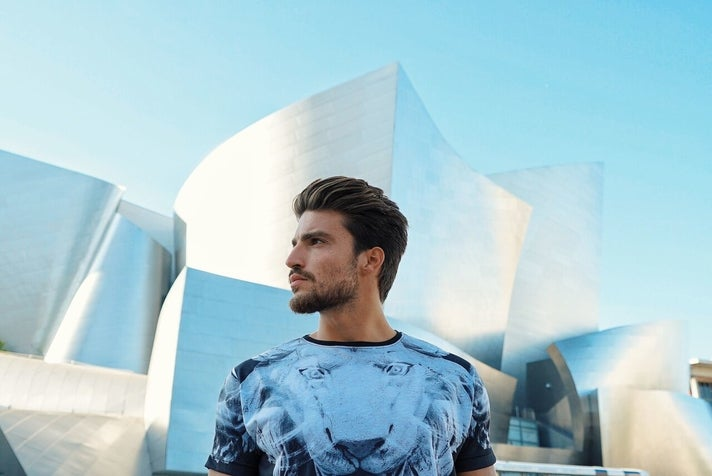 Mariano Di Vaio visits The Walt Disney Concert Hall
