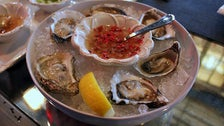 Oysters at Faith & Flower