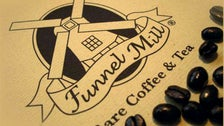 Funnel Mill Rare Coffee & Tea