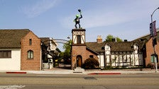 The Jim Henson Company Lot entrance