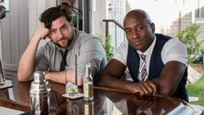 Joseph Brooke and Martin Cole of The Mixology Master Method