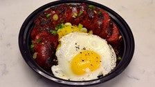Pork longganisa at RiceBar
