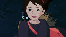 "Kiki and Jiji in ""Kiki's Delivery Service"""