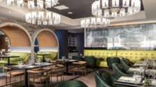 Metropole Bar + Kitchen at Hotel Indigo