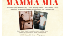 """Mamma Mia"" at Culina"