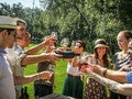 Wine tasting at Malibu Wine Safaris