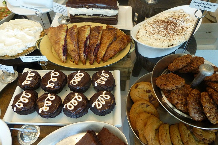 Sweets at Forage