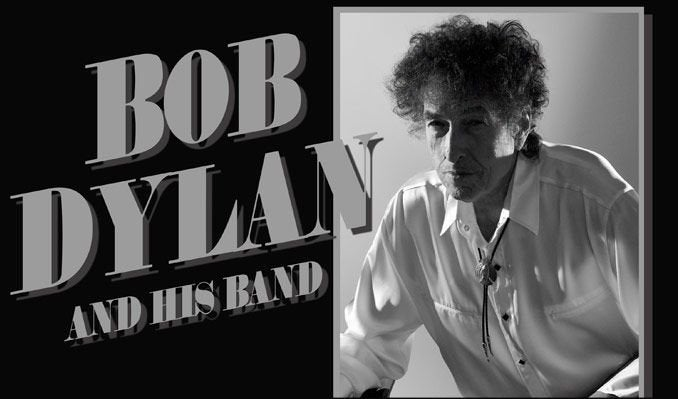 Bob Dylan at Shrine Auditorium