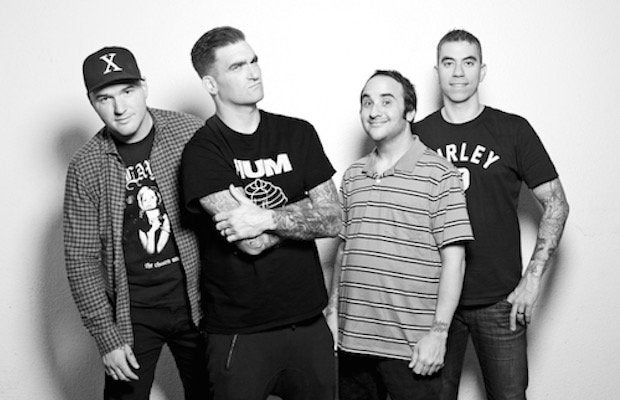 New Found Glory at The Wiltern