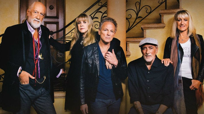"Fleetwood Mac ""On with the Show"" at The Forum"
