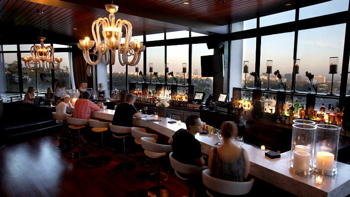 WEST Restaurant & Lounge at Hotel Angeleno