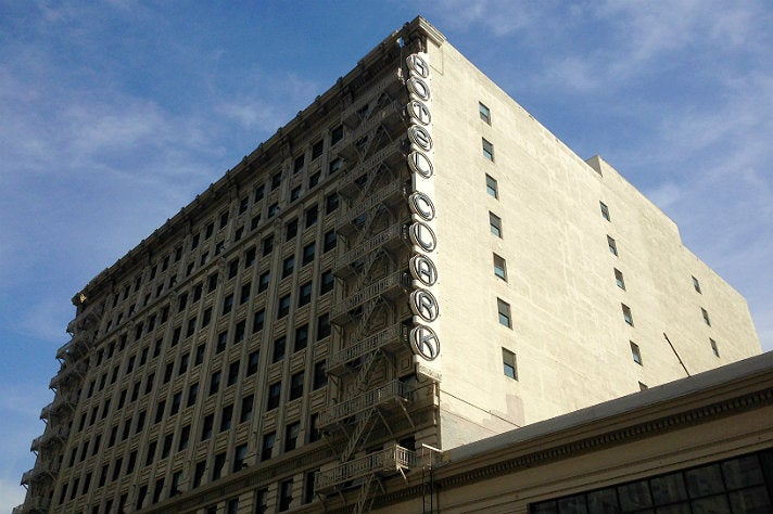 Hotel Clark in Downtown Los Angeles