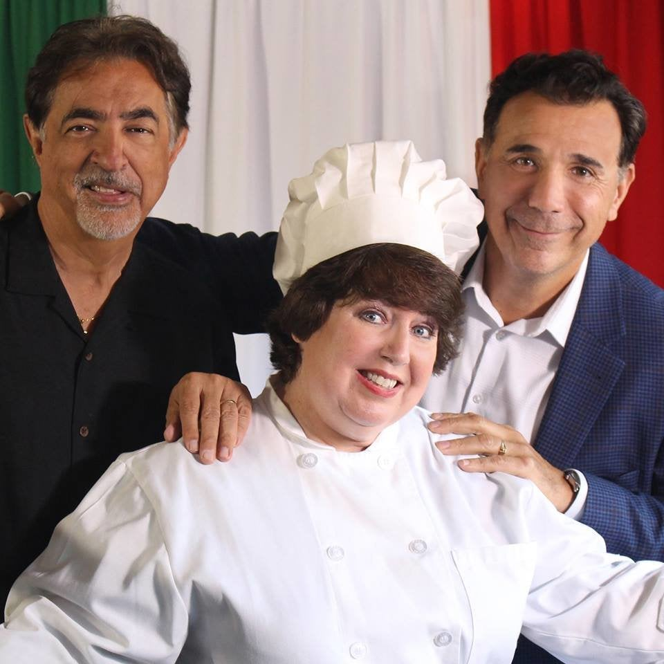 Joe Mantegna, Mark DeCarlo and Celebrity Chef Eva host the Los Angeles Italian Festival