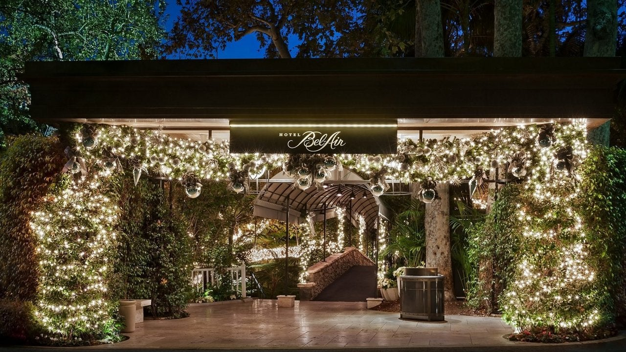Festive Season at Hotel Bel-Air