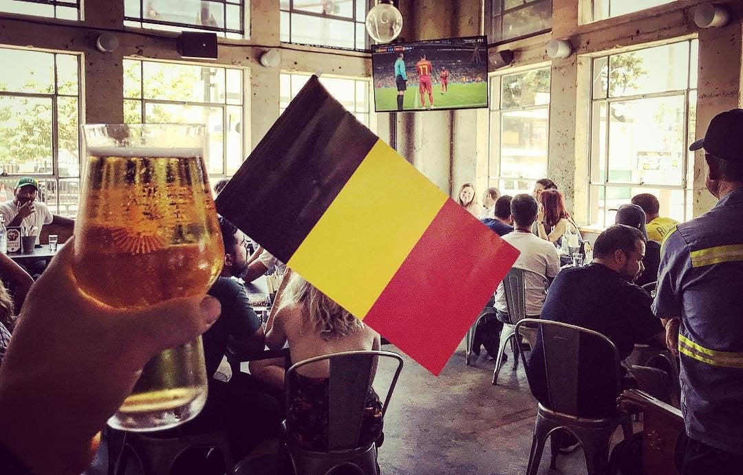 World Cup 2018 at The Little Bear in the Arts District