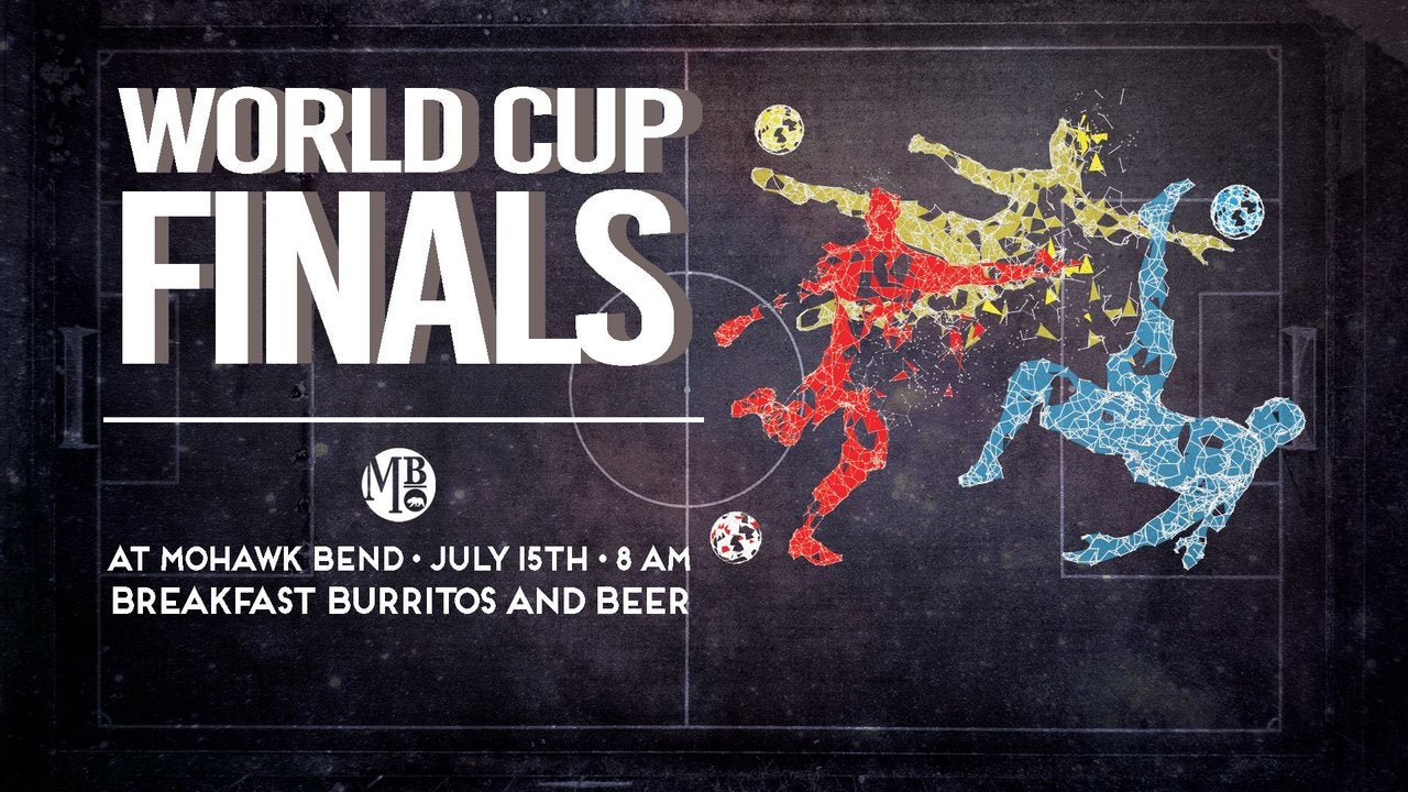 World Cup 2018 Final at Mohawk Bend